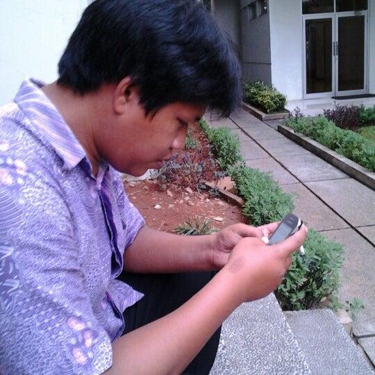 Photo taken at Sekolah Tinggi Akuntansi Negara (STAN) by Muhammad Agung D. on 10/3/2012