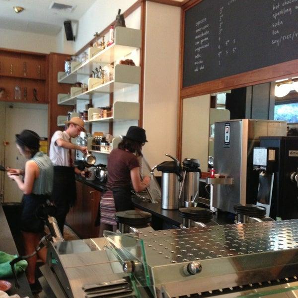 Photo taken at Stumptown Coffee Roasters by Joshua G. on 7/1/2013