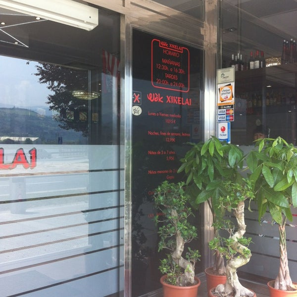 Foto tomada en Restaurante Xikelai Wok por krollian el 7/11/2013