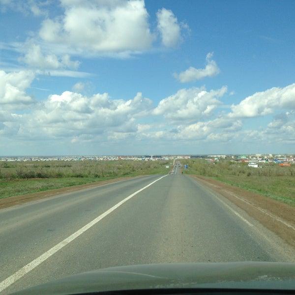 Photo taken at Орал / Уральск / Oral by Мират К. on 5/2/2013