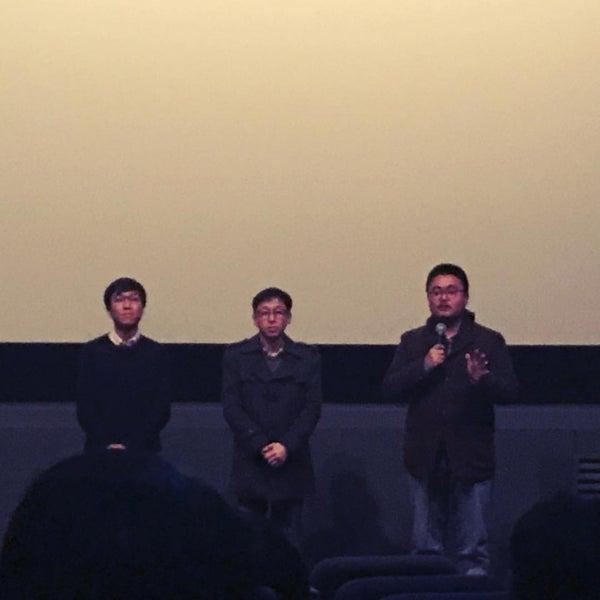 Photo taken at Seoul Art Cinema by Ahn C. on 12/19/2016