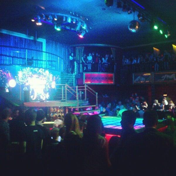 Снимок сделан в Клуб «Місто» / Misto Club пользователем Денис С. 11/24/2012