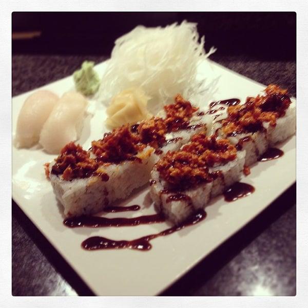 Photo taken at Hana by Sushi Hana by Burk J. on 11/2/2013