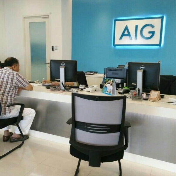 Photo Taken At AIG Malaysia Insurance Berhad By Sze Kher On 1/18/2016