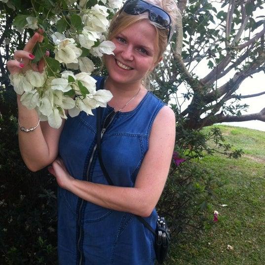 Photo taken at Tasik Ria Resort by Ольга К. on 10/11/2012