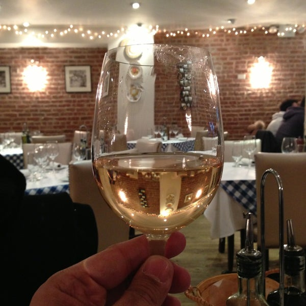 Scarlatto Restaurant Nyc