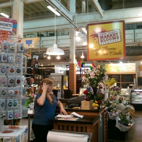 Photo taken at North Market by Melanie G. on 7/5/2013