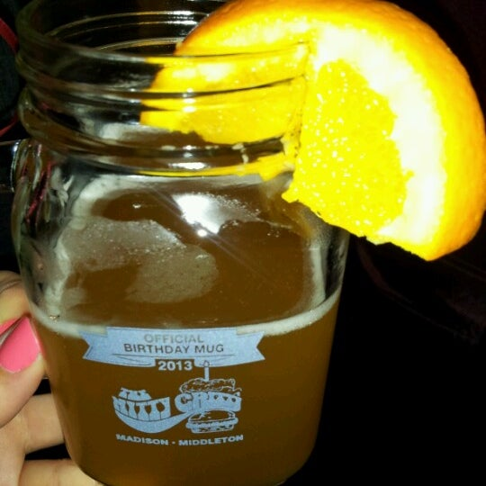 Photo taken at Nitty Gritty Restaurant & Bar by Heather V. on 2/2/2013