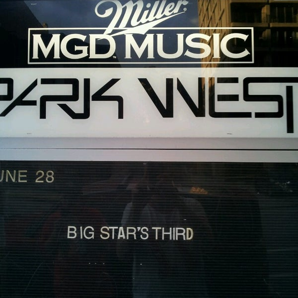 Photo taken at Park West by Shawn F. on 6/29/2013
