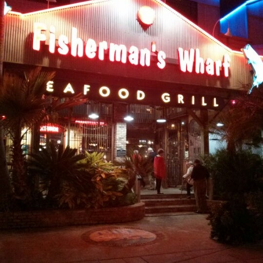 Photo taken at Fisherman's Wharf by Ellery A. on 12/25/2012