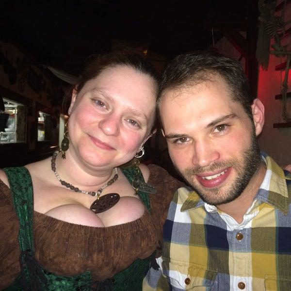 Photo taken at Piratz Tavern by Jeffrey K. on 2/8/2014