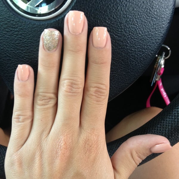 Daba Nails & Waxing - Southwest Tampa - 8 tips