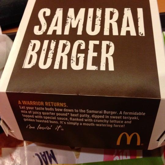 Photo taken at McDonald's / McCafé by goskey on 10/18/2012