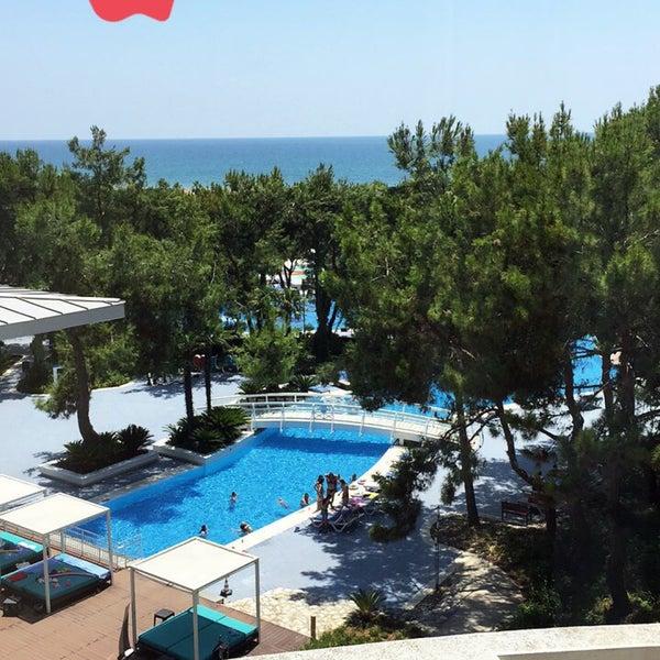 7/17/2017 tarihinde Esra B.ziyaretçi tarafından LykiaWorld & LinksGolf Antalya'de çekilen fotoğraf