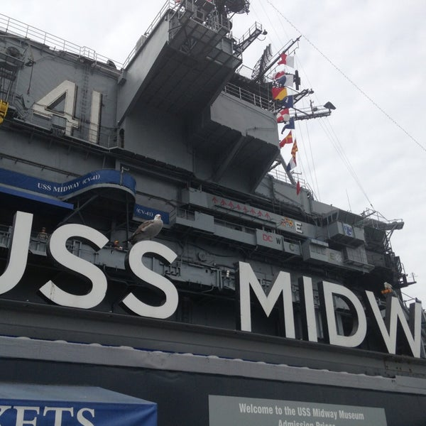 Photo taken at USS Midway Museum by Fernando on 7/26/2013