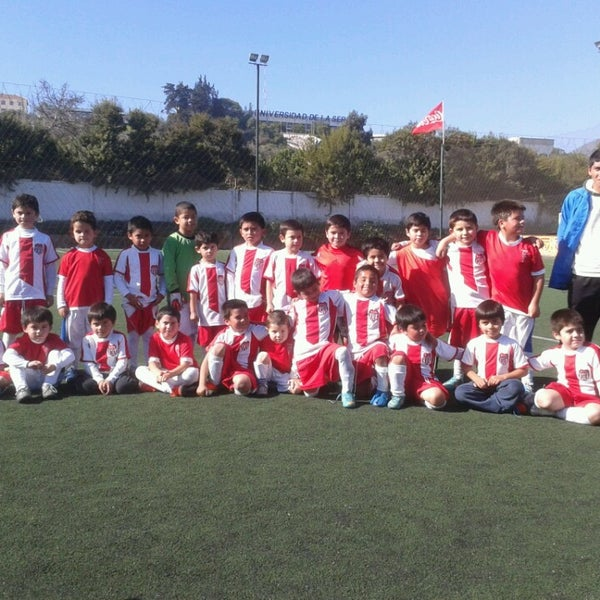 Photo taken at Club Pingüino by Juan Pablo A. on 6/29/2013