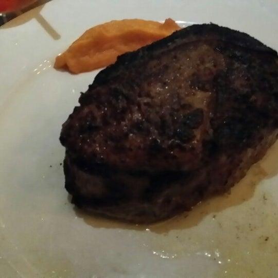 Photo taken at Al Biernat's Prime Steak & Seafood by Dallas G. on 3/22/2016