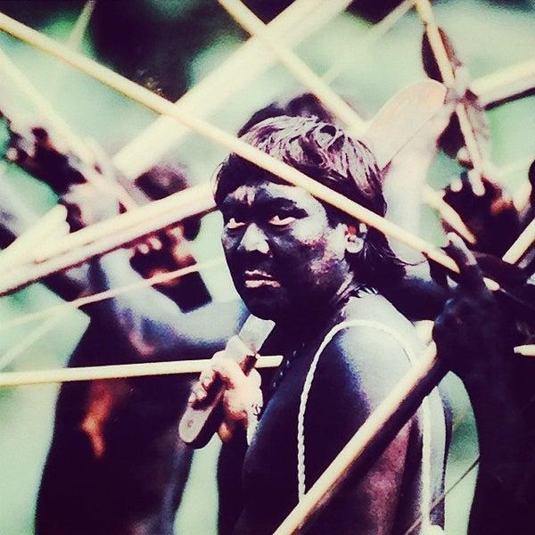 Foto tirada no(a) Museu Afrobrasil por Caetano T. em 4/19/2014