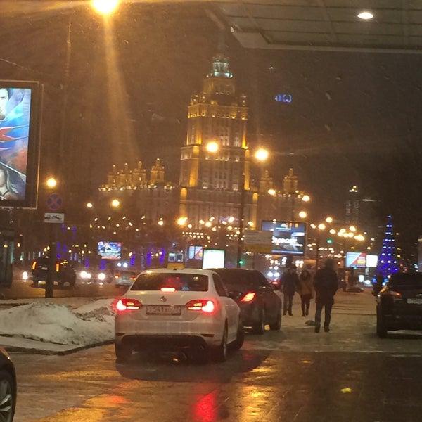 Снимок сделан в Marriott Novy Arbat пользователем Dmitry G. 1/16/2017