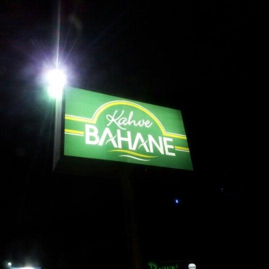 1/29/2013 tarihinde Eray E.ziyaretçi tarafından Kahve Bahane'de çekilen fotoğraf