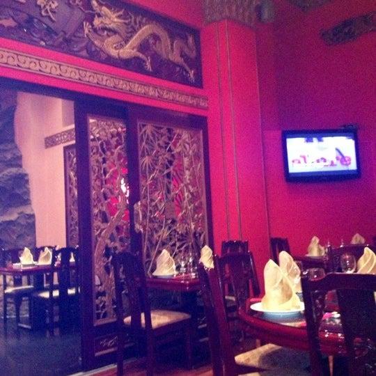 Снимок сделан в Храм дракона пользователем Julia S. 12/1/2012