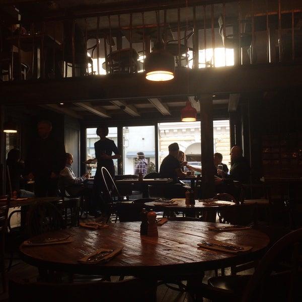 Photo taken at Haggis Pub & Kitchen by Ãsya on 4/12/2015