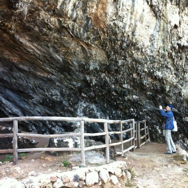 Foto scattata a Grotta Del Genovese da Giorgia S. il 6/5/2013
