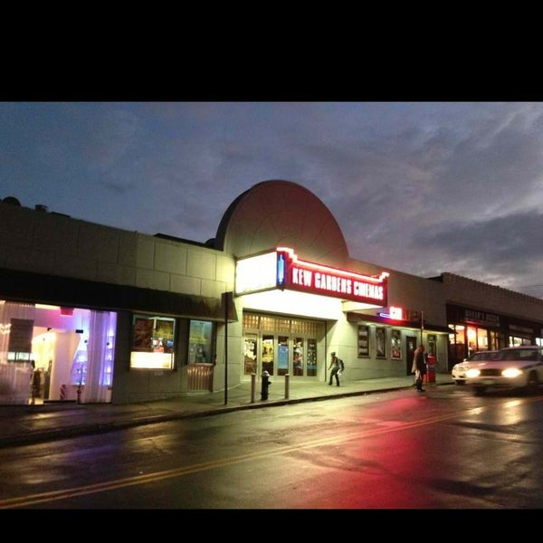 Kew Gardens Cinema Movie Theater In Kew Gardens