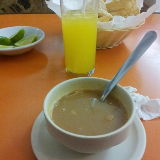 Photo taken at Restaurante Hnos. Hidalgo Carrion by Cuauhtemoc M. on 11/19/2012