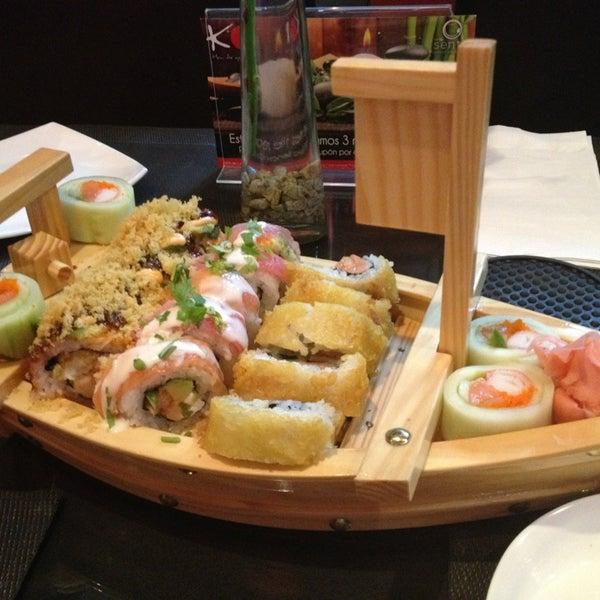 Koi restaurante japon s for Comida para carpas koi