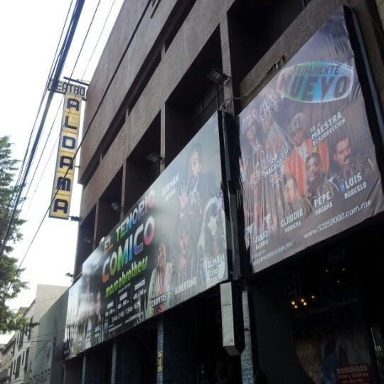 Foto tirada no(a) Teatro Aldama por Francisco A. em 10/14/2012