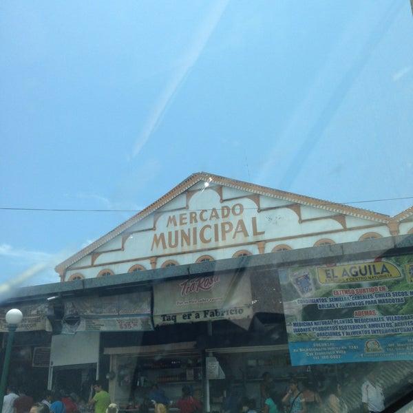 Foto diambil di Mercado Pino Suarez oleh Rodrigo Y. pada 7/19/2013