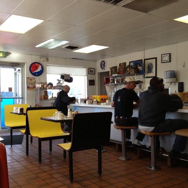 butcher block cafe diner in denver