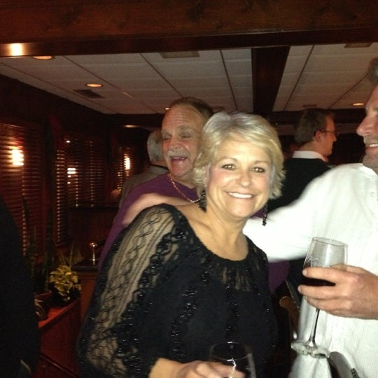 Photo taken at Kreis' Steakhouse by Shannon H. on 12/1/2012
