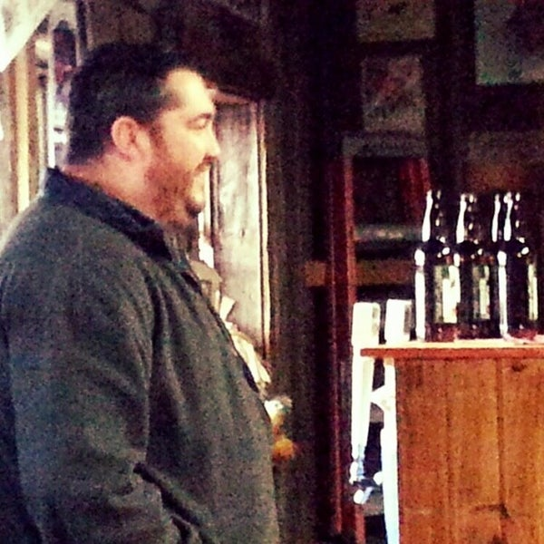 Photo taken at War Horse Brewery by Bob S. on 3/22/2014