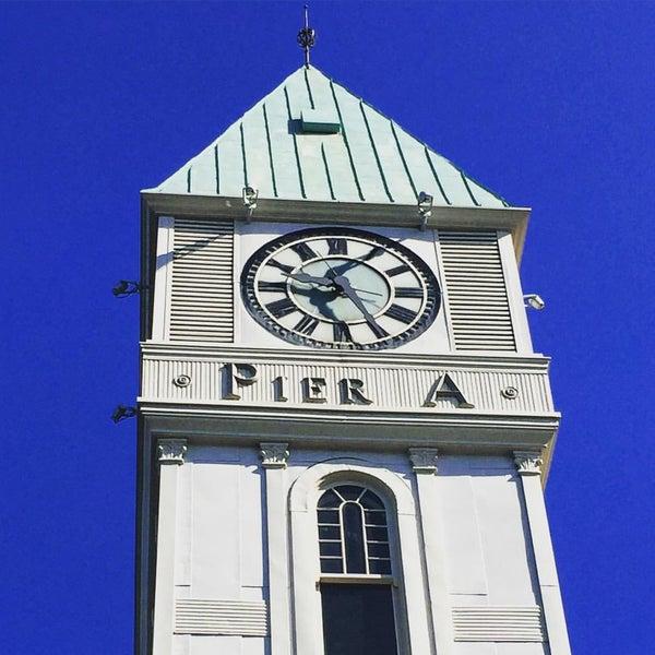 Pier 31: Pier A Harbor House
