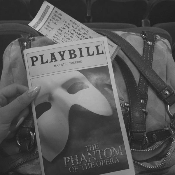 Foto tirada no(a) Majestic Theatre por Paulina A. em 6/2/2015