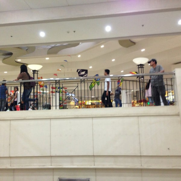 Photo taken at Limketkai Center by Miguel A. on 4/9/2013