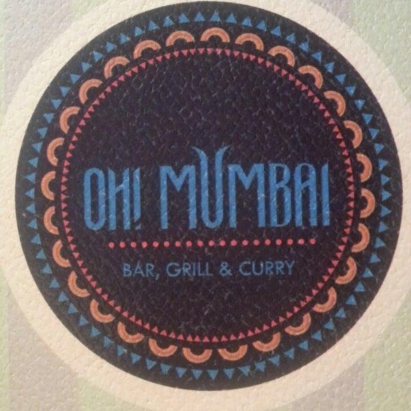 Снимок сделан в Oh! Mumbai пользователем Ann 8/23/2013