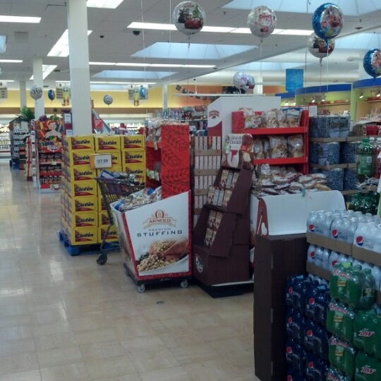Photo taken at Stop & Shop by Russ L. on 12/13/2012