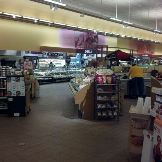 Photo taken at Stop & Shop by Russ L. on 12/6/2012