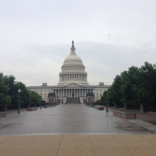 Photo taken at United States Capitol by Rosie B. on 7/12/2013