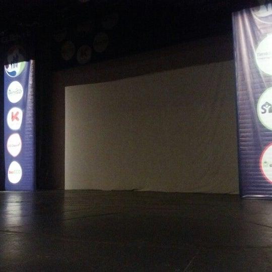Foto tomada en Teatro Hidalgo por Antonio M. el 11/5/2012
