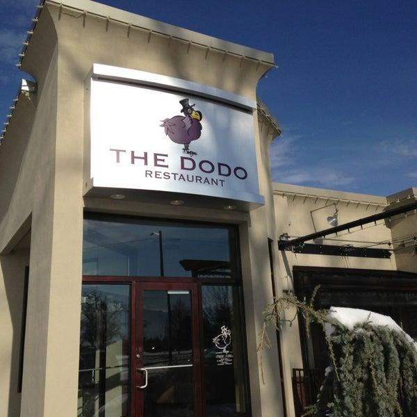 Dodo Cafe Salt Lake City