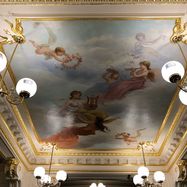 Photo taken at Buxton Opera House by JT BM on 3/10/2018