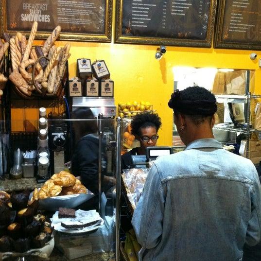 Photo taken at LA Café by Angel C. on 11/28/2012