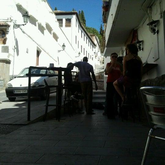Photo taken at Realejo (Barrio del) by Lorena R. on 9/14/2012