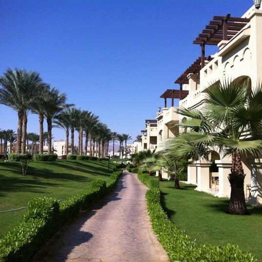 10/26/2012 tarihinde [H]YT [.ziyaretçi tarafından Rixos Sharm El Sheikh'de çekilen fotoğraf