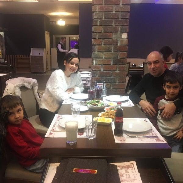 12/31/2017 tarihinde Yavuz K.ziyaretçi tarafından Paşa Kebap'de çekilen fotoğraf