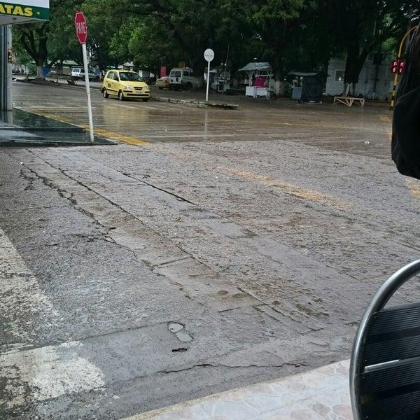 Photo taken at Puerto Boyaca by Hector D. on 12/10/2014
